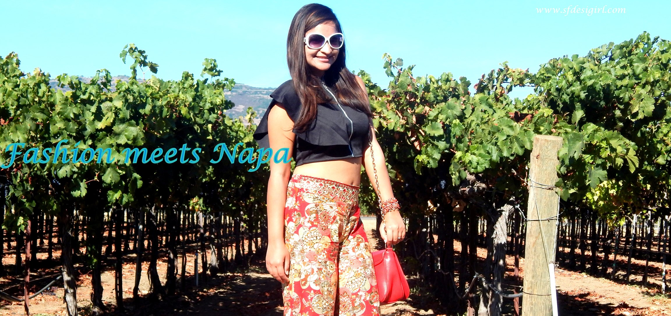 What to wear to a winery – SFDesiGirl