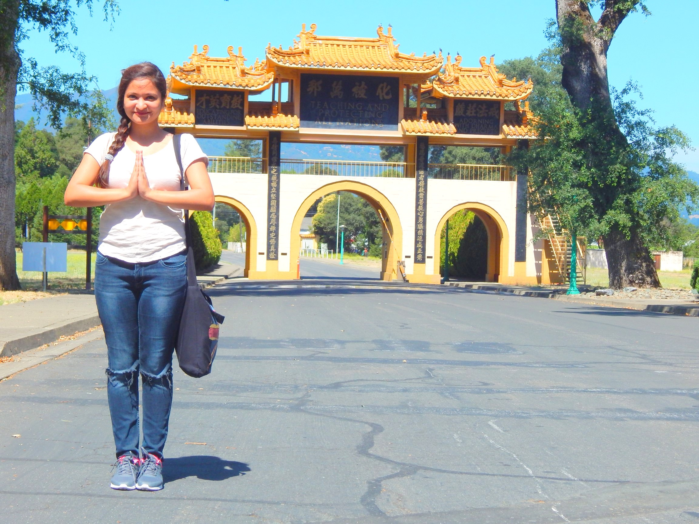 City of Ten Thousand Buddhas